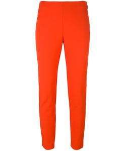 MSGM | Cropped Trousers 42 Cotton/Polyimide/Spandex/Elastane