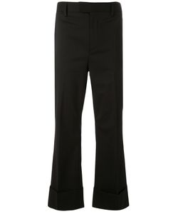 Dsquared2 | Cropped Tailored Flare Trousers 38