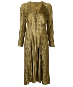 PLEATS PLEASE BY ISSEY MIYAKE | Pleated Coat Size