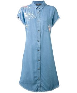The Kooples | Embroidered Shirt Dress
