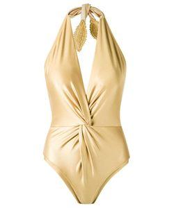 MARTHA MEDEIROS | Halterneck Swimsuit Size Pp