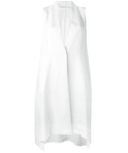 DEMOO PARKCHOONMOO | Asymmetric Sleeveless Waistcoat 36 Polyester