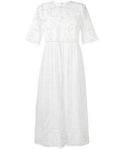Zimmermann | Caravan Embroidered Day Dress Size 8