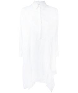 Marques Almeida | Marquesalmeida Asymmetric Hem Shirt Size