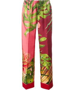 FOR RESTLESS SLEEPERS | Jungle Print Pyjama Trousers Small