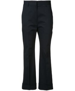 Jil Sander | Cropped Tailored Trousers Size 34