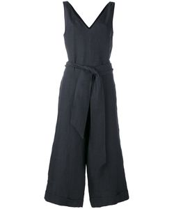 Masscob | Belted Cropped Jumpsuit Size 40