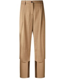 AALTO | Cut-Out Layered Trousers
