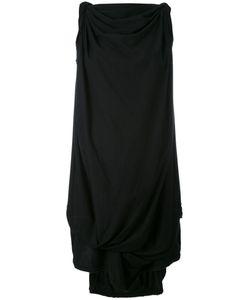 Bernhard Willhelm | Платье Шифт С Асимметричным Подолом