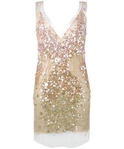 Amen   Sequins Embellished Dress Size 40