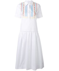 Miahatami | Embroidered Details Shirt Dress