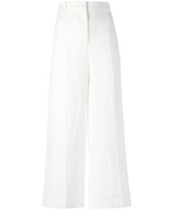 Ermanno Scervino | Cropped Palazzo Pants Size 42