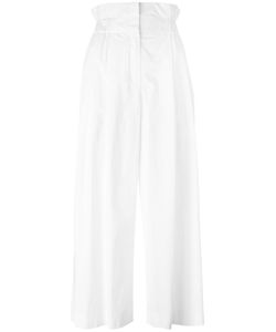 Sonia Rykiel | Pleat Detail Cropped Trousers Size 36