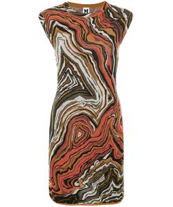 Missoni | Вязаное Платье С Абстрактным Узором M