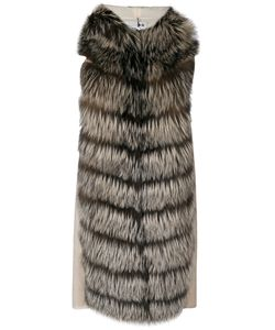 Manzoni 24 | Пальто Без Рукавов С Капюшоном