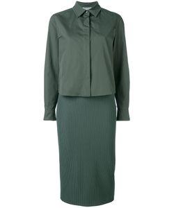 Max Mara | Contrast Texture Dress