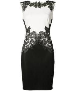 Tadashi Shoji | Платье С Аппликацией В Стиле Колор-Блок