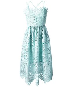 Perseverance London | Fla Lace Dress 12 Polyester