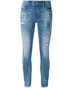 Diesel | Distressed Skinny Jeans 27/32