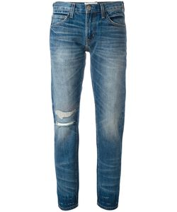 Current/Elliott | The Selvedge Fling Jeans 26 Cotton/Polyester/Spandex/Elastane