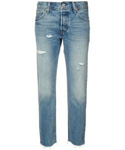 Levi's® | Levis Cropped Tapered Jeans Size 26