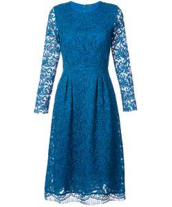 Adam Lippes | Кружевное Расклешенное Платье