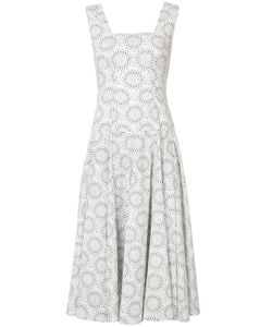 Derek Lam | Printed Flared Dress