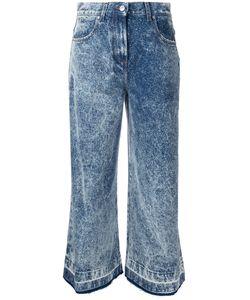MSGM | Wide-Leg Jeans 40 Cotton