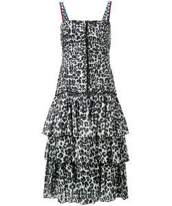Marc Jacobs | Leopard Print Dress 2 Cotton