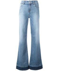 Hudson | Haym Wide Leg Jeans 29 Cotton/Tencel/Spandex/Elastane/Polyester