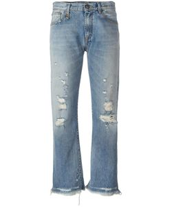 R13   Ripped Jeans 26 Cotton
