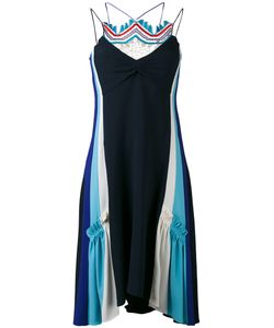 Peter Pilotto | Embroidered Insert Dress
