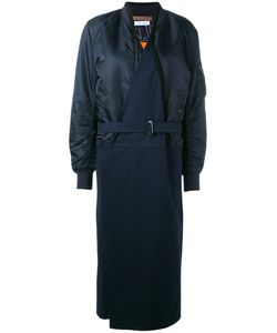 Lutz Huelle | Long Coat Size Small