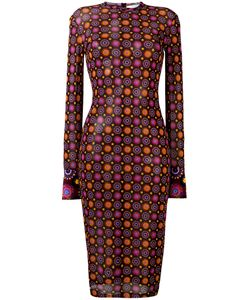Givenchy | Geometric Print Fitted Dress