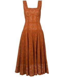 Derek Lam | Английское Вышитое Платье