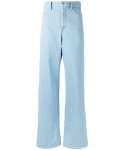 Y / PROJECT | Flared High Waist Jeans Size