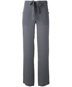 Theory | Tile Print Trousers 8