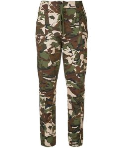 Alexandre Vauthier   Camouflage Trousers Size