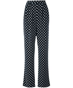 Michael Michael Kors | Relaxed Pleated Polka Dot Print Trouser