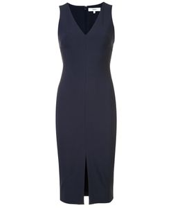 LIKELY | V-Neck Fitted Dress 4 Rayon/Polyester/Spandex/Elastane