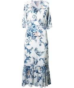 Antonio Marras | Dropped Waist Dress 48 Polyester/Spandex/Elastane/Viscose
