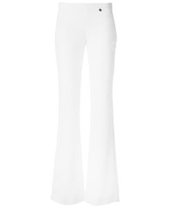 Versace Collection | Wide Leg Trousers 46 Polyester/Viscose