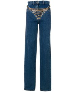 Y / PROJECT | Chained Jeans Women