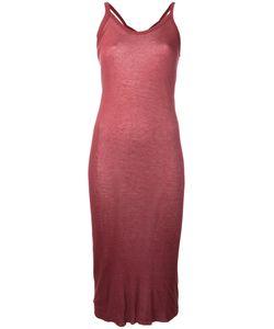 Rick Owens Lilies | Midi Tank Dress Size 40