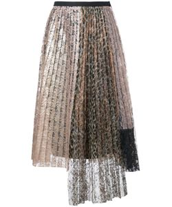 Antonio Marras | Lace Pleated Skirt
