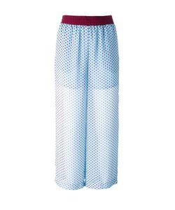 I'm Isola Marras | Sheer Polka Dots Trousers 40