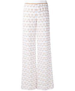 Missoni | Woven Palazzo Pants Size 40