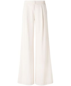 Alice + Olivia | Pleat Detail Palazzo Trousers