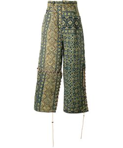 CRAIG GREEN   Printed Loose Fit Trousers