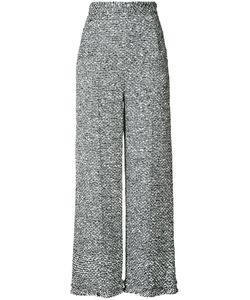 Roland Mouret | Cropped Flared Trousers